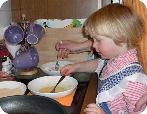 Kochen auf Polnisch ist kinderleicht ;-)